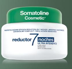 somatoline reductor 7 noches ultraintensivo