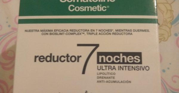 SOMATOLINE REDUCTOR 7 NOCHES ULTRAINTENSIVO 450ML