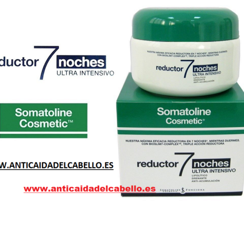 SOMATOLINE REDUCTOR 7 NOCHES ULTRAINTENSIVO 450ML