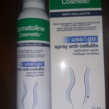 somatoline spray anticelulitis